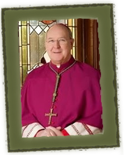 Bishop Kevin Farrell of the Dallas Diocese