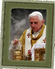 Benedict XVI, Pope of Rome